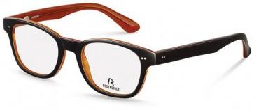 R5185 BLACK+ORANGE