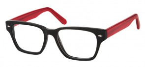 PERCEY BLACK+RED